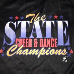 🆕The State Cheer & Dance Champions Jacket